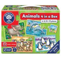 animals, jungle, jigsaw, puzzle, harrogate, pre-school