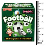 footie, soccer, memory game, harrogate, pocket size, travel