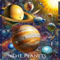 planets, jigsaw, puzzle, harrogate, relaxing, learning