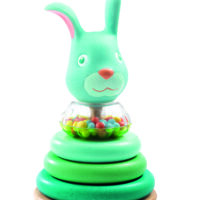 baby toy, stacking toy, djeco, rabbit, bunny, harrogate