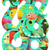 under the sea, octopus, puzzle, jigsaw, shaped, harrogate