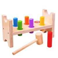 stack, colours, wooden, learning, fine motor, harrogate
