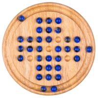 solo game, wooden, traditional game, harrogate