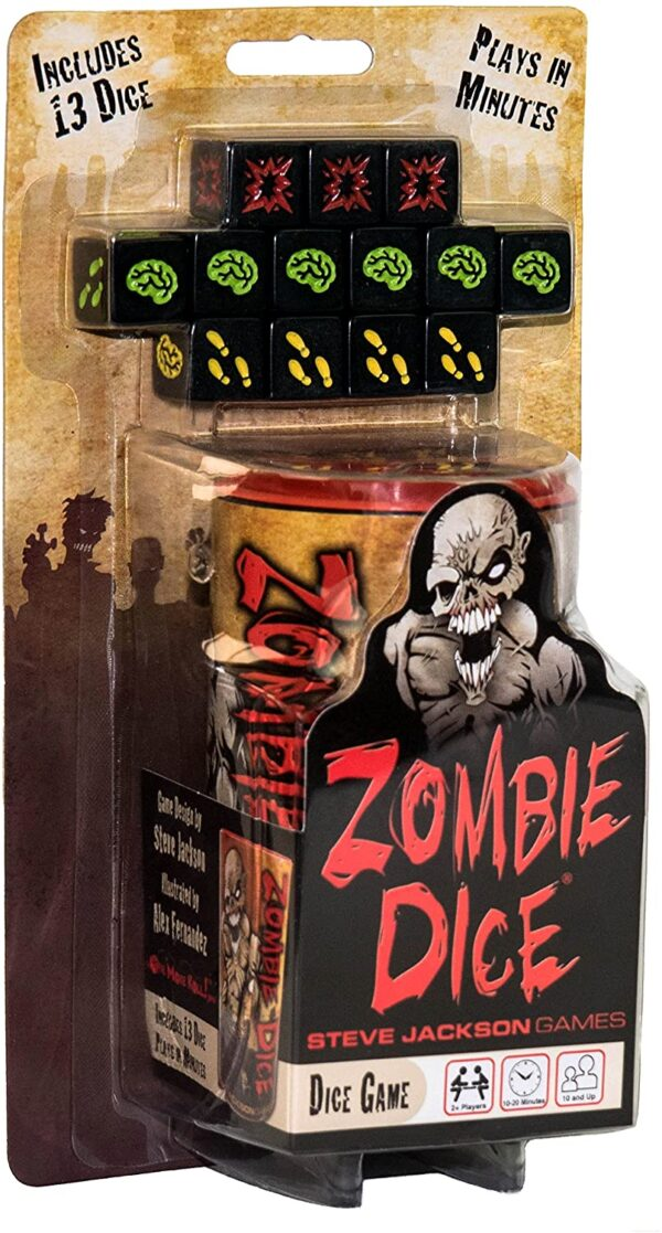 dice, push your luck, zombies, spooky, fun, game, harrogate