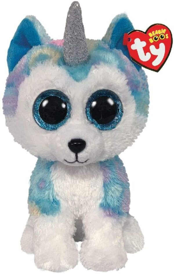 ty, plush, soft, collectable, teeny, husky, gamescrusade