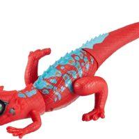 robotic. lizard, moves, fun, toy, gamescrusade