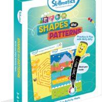 write on, wipe off, learning, shapes, patterns, pre-school
