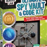 spy kit, secret, science, stem, harrogate ilkley