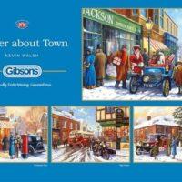 jigsaw, family fun, christmas, relaxing, puzzle, gamescrusade