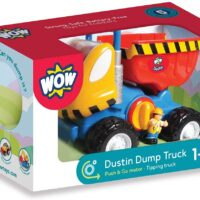 toddler, friction powered, tipper, t