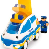 toddler, friction powered, police, dog, pl