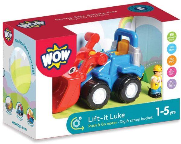 pre-school, digger, construction, toy, durable