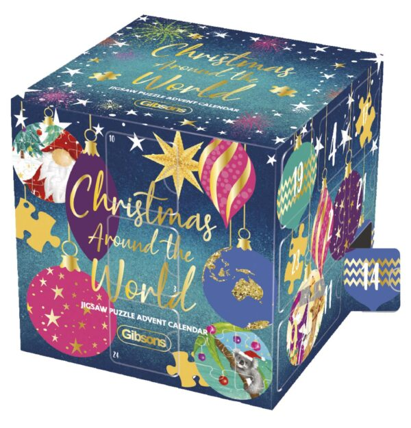 festive, advent, jigsaws, puzzles, 2020, lockdown