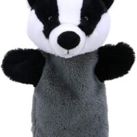 hand puppet, animal, soft, wildlife, pretend play, imagination
