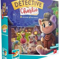 cooperative game, family game, childrensgame, detective, clues