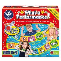 family fun, party game, charades, silly, british