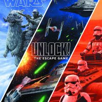 escape, exit game, star wars, at home, puzzles, riddles,