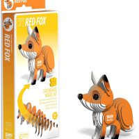 craft kit, animal, card, eugy, build, create
