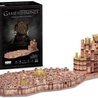 model, build, GOT, winter is coming, build, construct