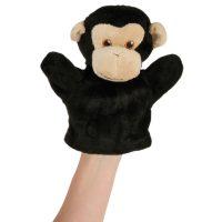 puppet, from birth,monkey, pretend play, plush