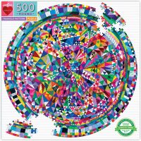 jigsaw, contemporary, relaxing, therapy, eeboo