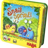 children's game, magnetic, snails, haba, german,