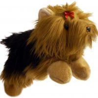 furry, dog, puppet, soft, imagine, play, pretend