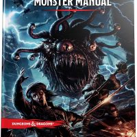 d&d, monsters, guide, book, rpg