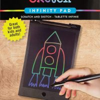 art, create, reuse, tablet, scratch, colours