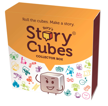story telling, dice, pictures, imagination, collectors edition