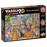 jigsaw, wasgij,imagine, destiny, mystery, original