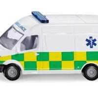 diecast, ambulance, model car, vehicle,