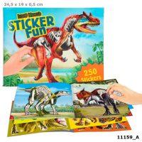 stickers, dinosaurs, craft, create, imagine, jurassic