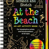 art, scratch, travel, sketch,