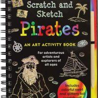 art, scratch, pirates, sketch,