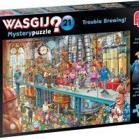 wasgij, jigsaw, puzzle, christmas