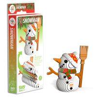 3d model, christmas, craft, stocking filler, eco, eugy