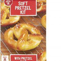 baking, salt, pretzels, home baking kit, easy baking
